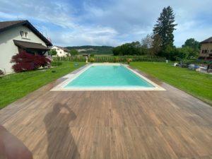 grès-cérame pour piscines Sion Montreux Etoy